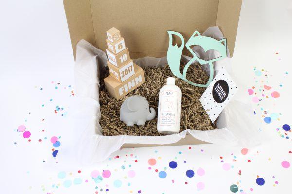 Persoonlijke baby box I'm new here
