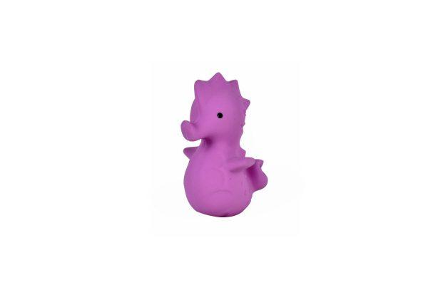 Tikiri Bijt- en Badspeelgoed met Rammelaar zeepaard
