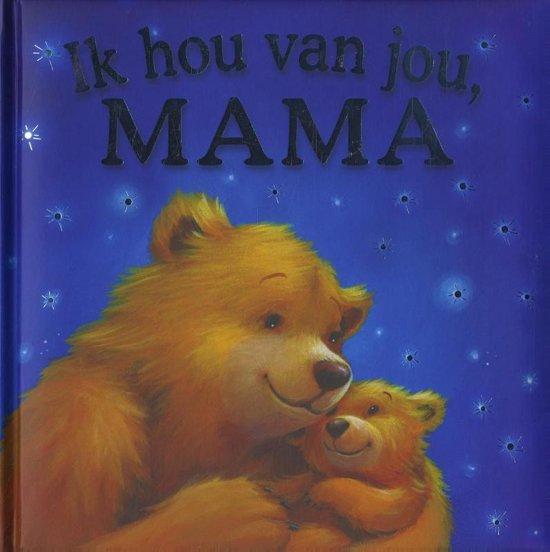 Boek mama ik hou van je
