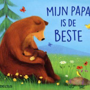 boek mijn papa is de beste