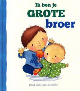 boek ik ben je grote broer