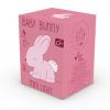 nachtlampje konijn mini roze