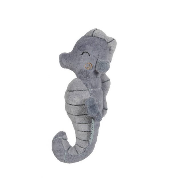 little dutch zeepaardje blauw