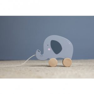little_dutch_houten_trekdier_olifant