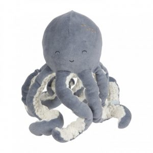 little_dutch_knuffel_ocean_octopus_blauw