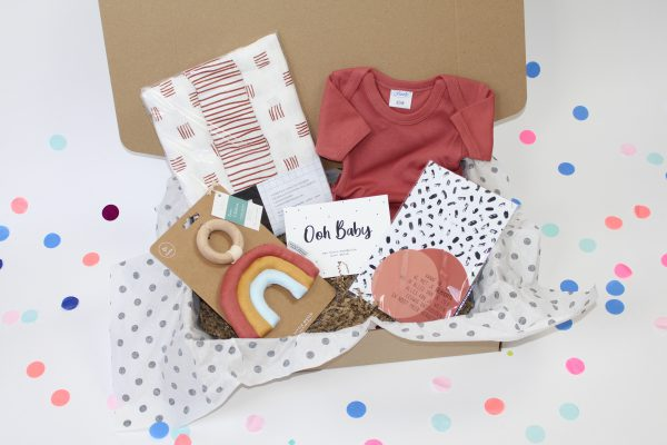 Happy baby box klein bijzonder groot wonder