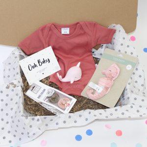 Happy baby Box kleine hartendief