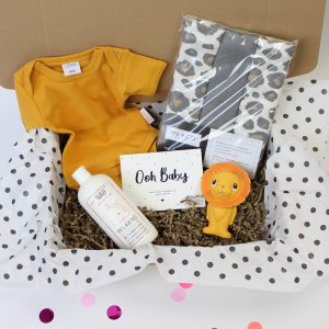 Happy baby box love without limits