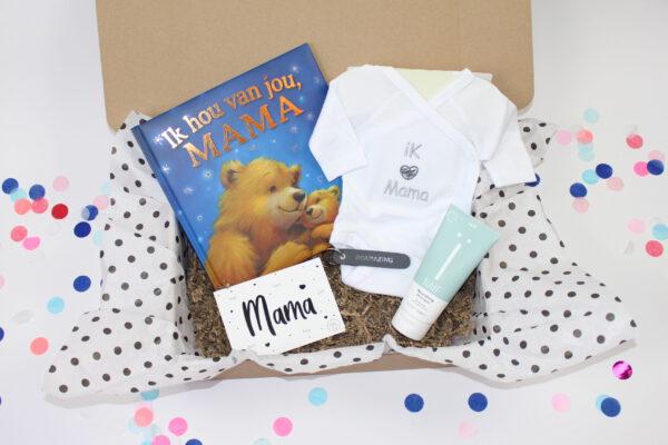 Happy mama box Momlife