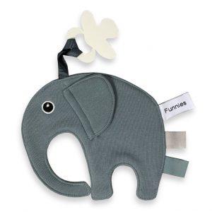 funnies olifant ollie speendoek grijs