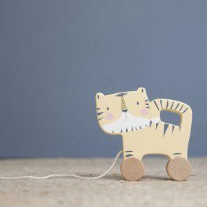 little dutch trekdiertje tijger