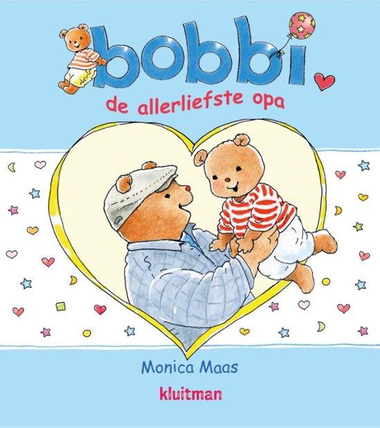 Bobbie boek opa