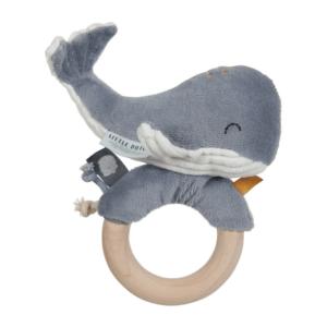 Little Dutch Ocean Walvis Speeltje blue