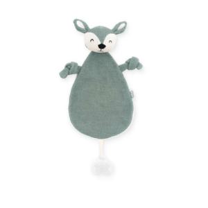 jollein speendoekje deer ash green