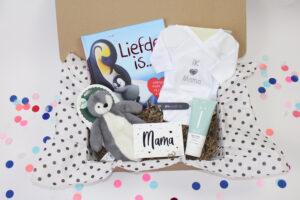 Happy mama Box | zooo blij een mini jij