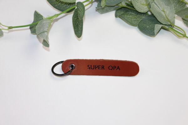 sleutelhanger Super opa