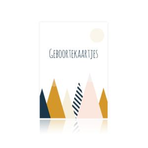 SUS Design bewaarbundel geboortekaartjes bergen