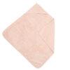 Jollein Badcape Badstof pale pink