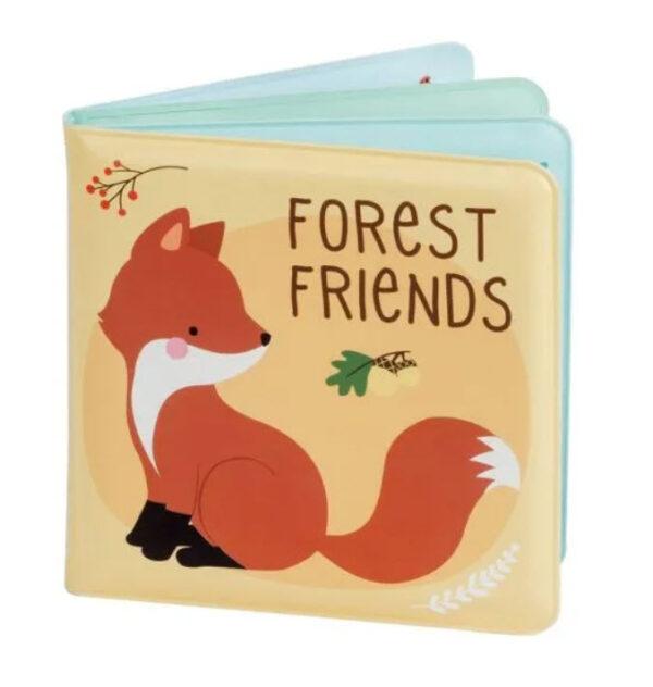 Badboekje: Forest friends