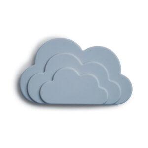 mushie teether cloud cloud