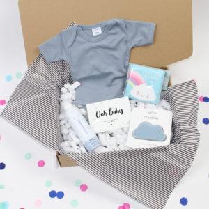baby box beschuit met muisjes