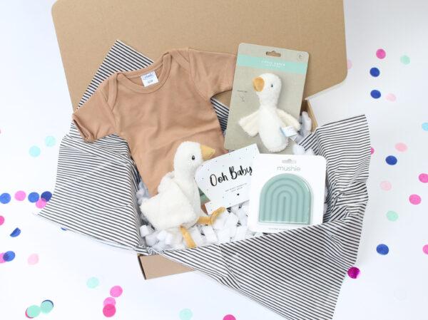 baby box 10 vingertjes 10 teentjes