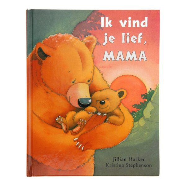 boek mama ik vind je lief