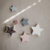 Mushie Stacking Tower Stapeltoren Badspeelgoed Nesting Stars