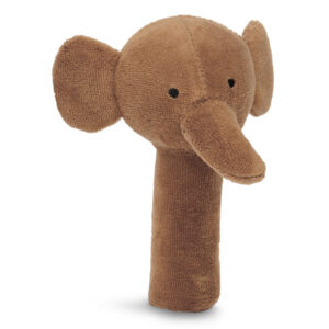 Jollein, rammelaar elephant caramel