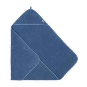 Jollein Badcape Badstof jeans blue