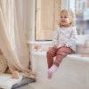 Houten Speelgoedauto - Schelp - Pink
