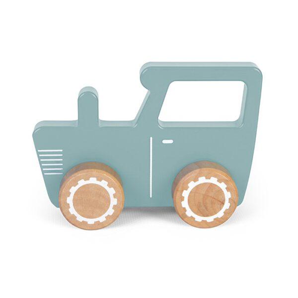 Littledutch tractor speelauto hout